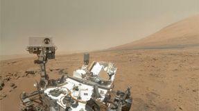 Curiosity se autofotografía en Marte