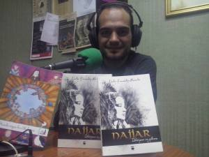 Najjar, dibújame en pólvora y El mundo según los abulenses en Radio Veritas