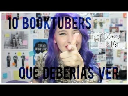 Captura del canal de una de las Youtubers mexicanas con más seguidores:  Palabras de Fa. Fuente de la Imagen: Palabras de Fa