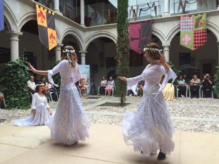 Bailes medievales en Danzando en el Medievo III