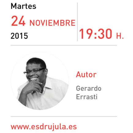 El espía que odió a los Beatles, de Gerardo Errasti. Próxima presentación en Madrid.