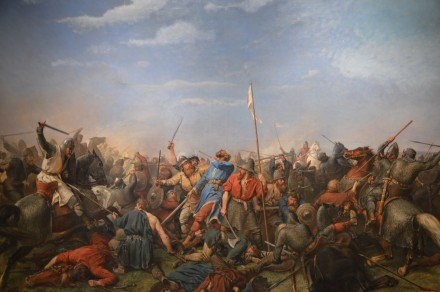 Arbo_Battle_of_Stamford_Bridge_(1870)